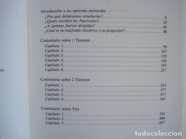 Libros de segunda mano: COMENTARIO DEL NUEVO TESTAMENTO. GUILLERMO HENDRIKSEN. SAN JUAN, MATEO, GALATAS, EFESIOS, FILIPENSES - Foto 54 - 200036688