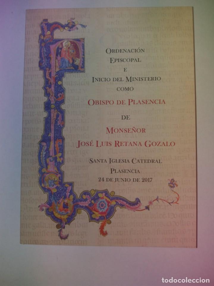 CURIOSO ORDENACION EPISCOPAL DE UN OBISPO (Libros de Segunda Mano - Religión)