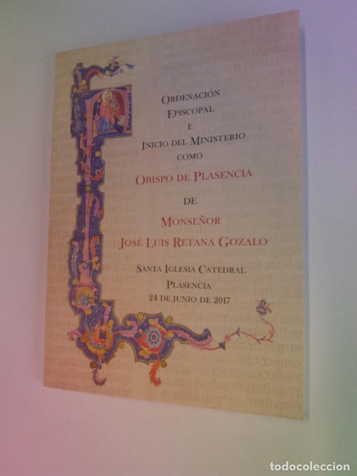Libros de segunda mano: CURIOSO ORDENACION EPISCOPAL DE UN OBISPO - Foto 2 - 200345520