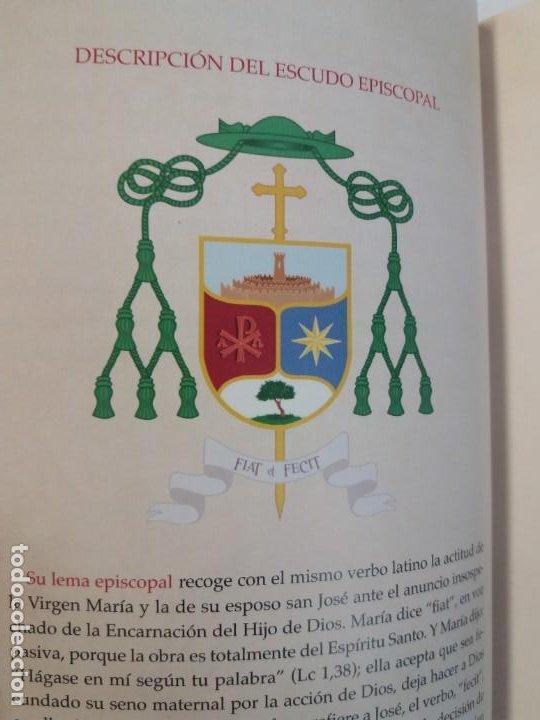 Libros de segunda mano: CURIOSO ORDENACION EPISCOPAL DE UN OBISPO - Foto 9 - 200345520