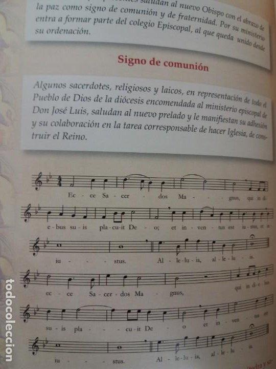 Libros de segunda mano: CURIOSO ORDENACION EPISCOPAL DE UN OBISPO - Foto 31 - 200345520