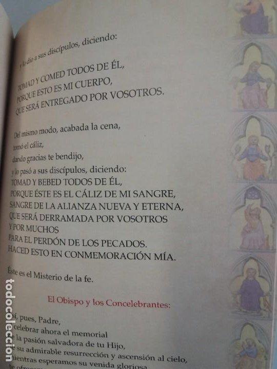 Libros de segunda mano: CURIOSO ORDENACION EPISCOPAL DE UN OBISPO - Foto 33 - 200345520