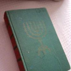 Libros de segunda mano: SAGRADA BIBLIA -ELOINO NÁCAR FUSTER- BIBLIOTECA DE AUTORES CRISTIANOS 1968. Lote 200513377