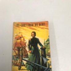 Libros de segunda mano: EL CORSARIO DE DIOS. Lote 201992993