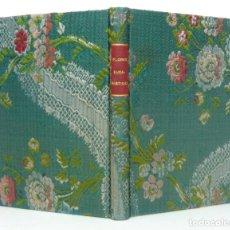 Libros de segunda mano: 1946 - FLORES EUCARÍSTICAS. HISTORIETAS Y PRODIGIOS COMPILADOS POR ZACARÍAS DE LLORENS - ILUSTRADO. Lote 202418896