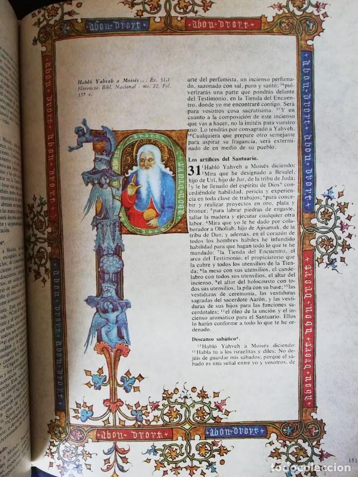 Libros de segunda mano: Gran Biblia de Jerusalen Ilustrada - VOLUMEN I - - Foto 6 - 203070548