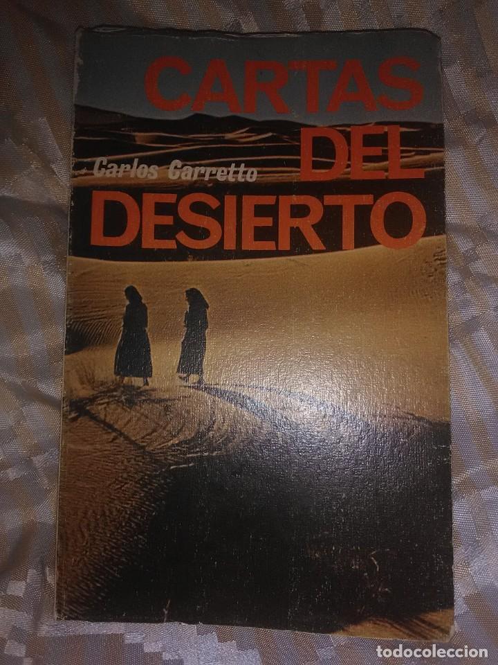 CARTAS DEL DESIERTO. CARLOS CARRETTO. PAULINAS. 3 ED. (Libros de Segunda Mano - Religión)