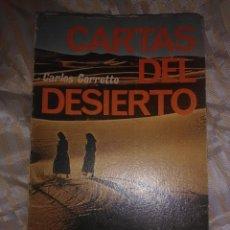 Libros de segunda mano: CARTAS DEL DESIERTO. CARLOS CARRETTO. PAULINAS. 3 ED.. Lote 204409320
