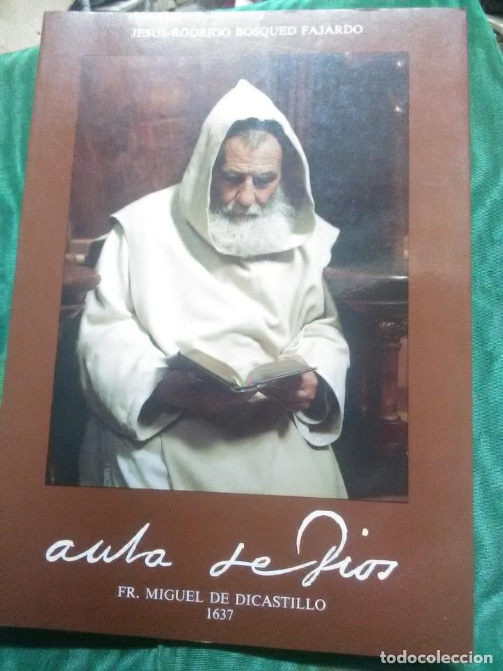 AULA DE DIOS, FR. MIGUEL DE DICASTILLO. FACSÍMIL. BOSQUED. 1987. (Libros de Segunda Mano - Religión)