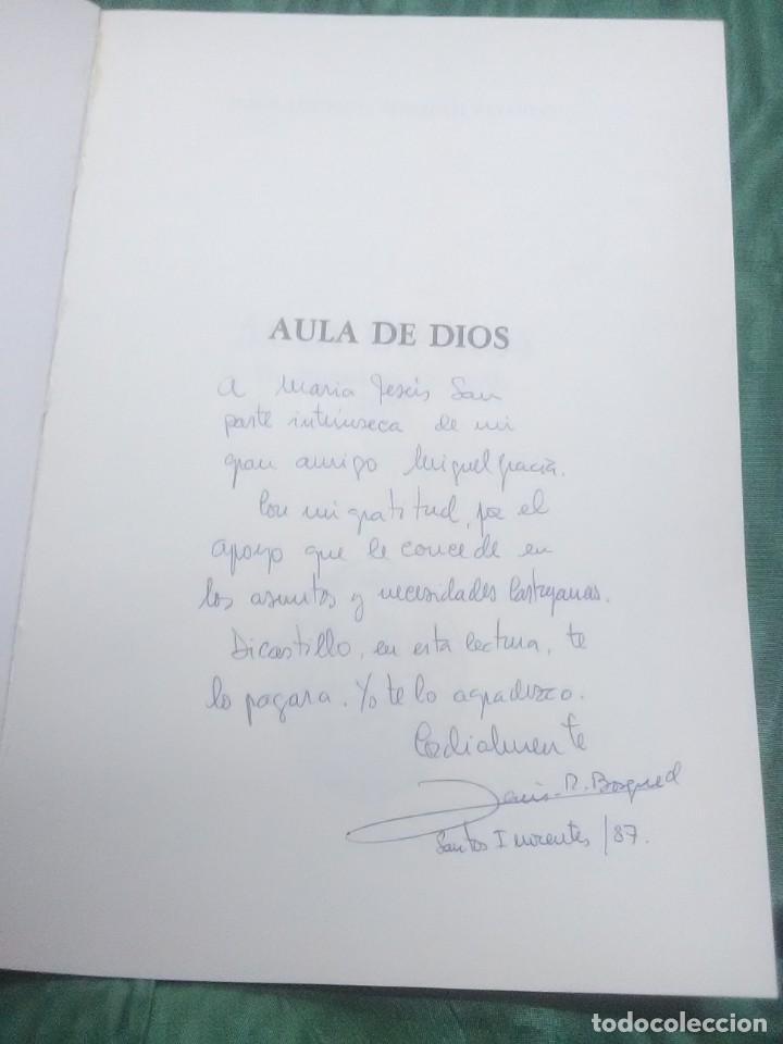 Libros de segunda mano: Aula de Dios, fr. Miguel de Dicastillo. Facsímil. Bosqued. 1987. - Foto 2 - 205078577