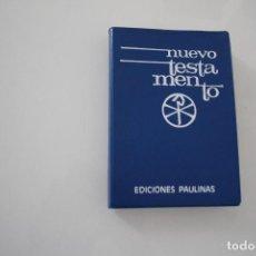 Libros de segunda mano: NUEVO TESTAMENTO EDICIONES PAULINAS. Lote 205174371