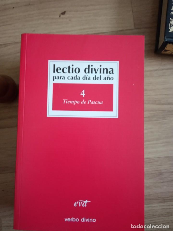 LECTIO DIVINA 4 TIEMPO DE PASCUA (Libros de Segunda Mano - Religión)