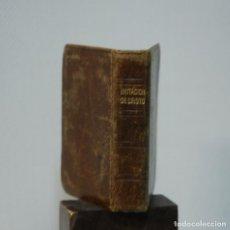 Libros de segunda mano: LMV - LA IMITACION DE CRISTO. TOMAS DE KEMPIS. EDITORIAL REGINA BARCELONA 1944. Lote 205832797