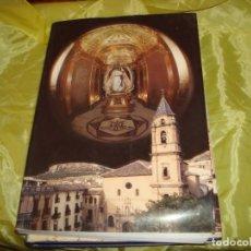 Libros de segunda mano: A LA PATRONA DE ALCALA LA REAL ( JAEN ) AGOSTO 2001. Lote 205837615