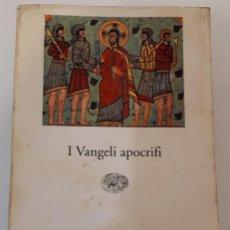 Libros de segunda mano: I VANGELI APOCRIFI – VV. AA.. Lote 205847630