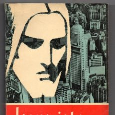 Libros de segunda mano: JESUCRISTO COMO PROBLEMA. MAXIMILIANO GARCÍA CORDERO. AGNUS, 1961. Lote 205849807