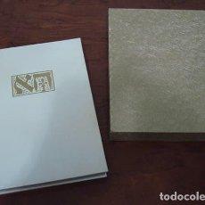 Libros de segunda mano: HAGGADAH DE SARAJEVO, S. XIV. FACSÍMIL. Lote 206536316