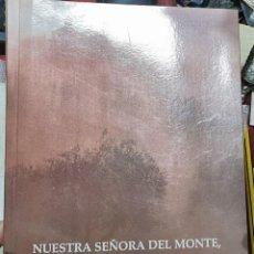 Libros de segunda mano: NUESTRA SEÑORA DEL MONTE, PATRONA DE CAZALLA. HISTORIA, ARTE Y DEVOCIÓN. SALVADOR HDEZ GLEZ.. Lote 206812643
