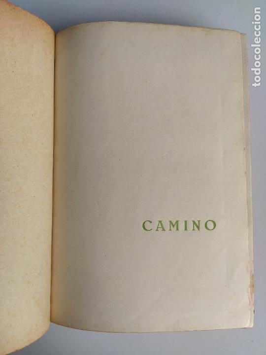 CAMINO - JOSÉ MARÍA ESCRIVÁ DE BALAGUER - VALENCIA 1939 PRIMERA 1ª EDICIÓN (Libros de Segunda Mano - Religión)