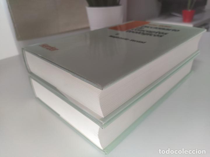 Libros de segunda mano: DICCIONARIO DE CONCEPTOS TEOLÓGICOS TOMOS I Y II COMPLETA - PETER EICHER - HERDER - Foto 3 - 207770840