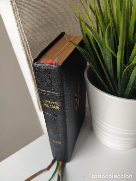 Libros de segunda mano: BREVIARIUM ROMANUM TOMUS ALTER - HERDER - Foto 2 - 207855278