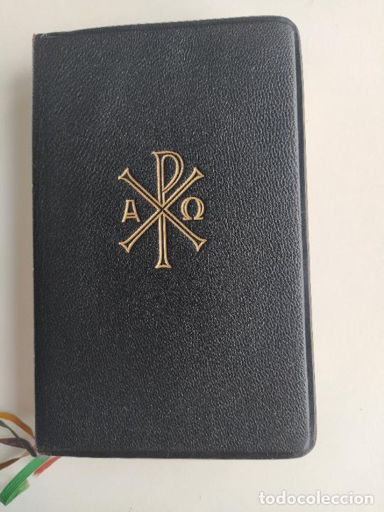 Libros de segunda mano: BREVIARIUM ROMANUM TOMUS ALTER - HERDER - Foto 3 - 207855278