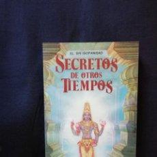 Libros de segunda mano: SECRETOS DE OTROS TIEMPOS - EL SRI ISOPANISAD - PRABHUPADA. Lote 208304496