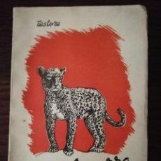 Libros de segunda mano: BAJO LA GARRA DEL LEOPARDO, CELESTINO TESTORE, EL SIGLO DE LAS MISIONES. Lote 208858415
