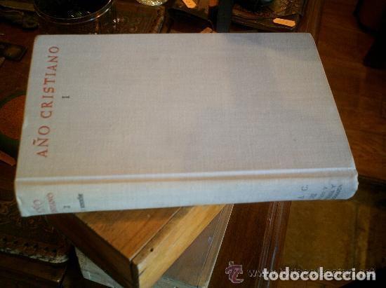 Libros de segunda mano: AÑO CRISTIANO - 4 VOLÚMENES - Foto 3 - 209216915