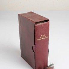Libros de segunda mano: MISAL POPILAE IBEROAMERICANO. EDITORIAL PARAAMERICANA SA. 2ª EDICIÓN. 1979. Lote 209238873