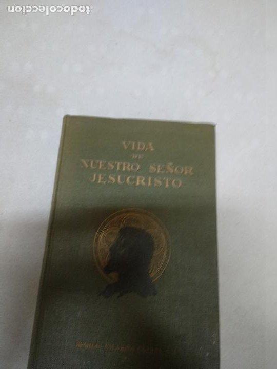 VILARIÑO UGARTE, REMIGIO: VIDA DE NUESTRO SEÑOR JESUCRISTO. 1934 (Libros de Segunda Mano - Religión)
