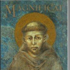 Libros de segunda mano: MAGNIFICAT OCTUBRE 2012. Lote 210814141