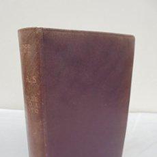 Libros de segunda mano: OBRAS DE FRANCISCO SUAREZ. MISTERIOS DE LA VIDA DE CRISTO. III TEOLOGIA CRISTOLOGICA. Lote 211407464
