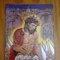 Libros de segunda mano: PROGRAMA OFICIAL SEMANA SANTA CUENCA. 1995. Lote 211826958