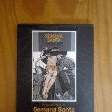 Libros de segunda mano: PROGRAMA OFICIAL SEMANA SANTA DE CUENCA. 2011. Lote 211827281