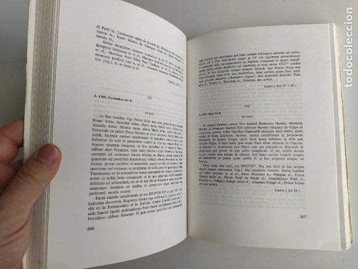 Libros de segunda mano: TUMBOS DEL MONASTERIO DE SOBRADO DE LOS MONJES VOLUMEN I 1 - PILAR LOSCERTALES - Foto 6 - 211855605