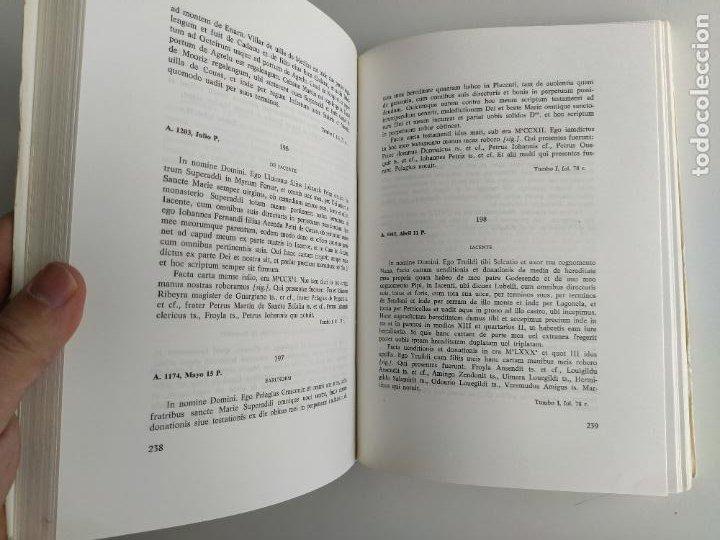 Libros de segunda mano: TUMBOS DEL MONASTERIO DE SOBRADO DE LOS MONJES VOLUMEN I 1 - PILAR LOSCERTALES - Foto 7 - 211855605