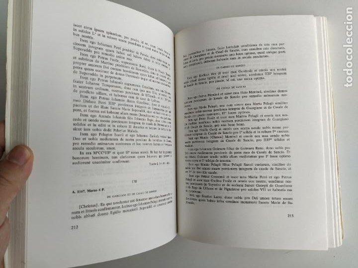 Libros de segunda mano: TUMBOS DEL MONASTERIO DE SOBRADO DE LOS MONJES VOLUMEN I 1 - PILAR LOSCERTALES - Foto 8 - 211855605