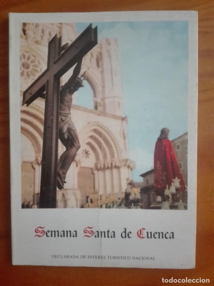 SEMANA SANTA DE CUENCA. 1976 (Libros de Segunda Mano - Religión)