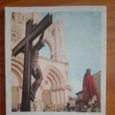 Libros de segunda mano: SEMANA SANTA DE CUENCA. 1976. Lote 212206063