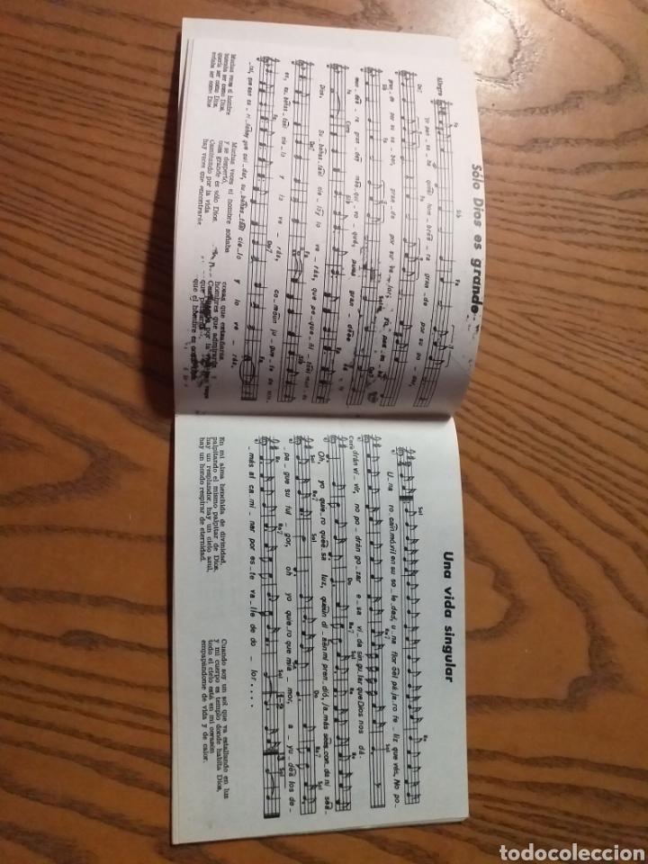 Libros de segunda mano: Ven, señor y otros cantos. Cesáreo Gabarain. Ed. musical pax - Foto 2 - 213980150