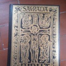 Livros em segunda mão: SAGRADA BIBLIA UNALI 1974. Lote 214165022