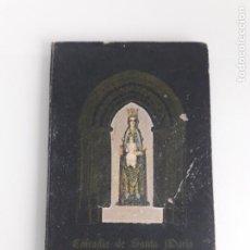 Livros em segunda mão: LOS RECORRIDOS DE SANTA MARÍA DE ESTÍBALIZ - COFRADIA DE ESTÍBALIZ - VITORIA - ÁLAVA - 1944. Lote 214707096