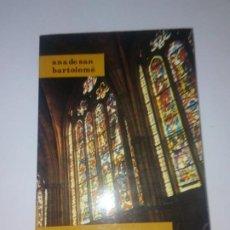 Libros de segunda mano: ANA DE SAN BARTOLOMÉ - AUTOBIOGRAFÍA. Lote 214823131