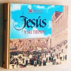 Libri di seconda mano: JESÚS Y SU TIEMPO (SELECCIONES DEL READER'S DIGEST) - V.V.A.A.. Lote 215203881