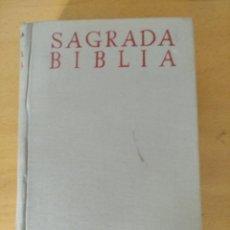 Libros de segunda mano: ANTIGUO LIBRO SAGRADA BIBLIA B.A.C.. Lote 215550776