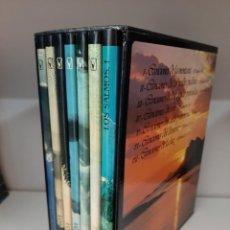 Libri di seconda mano: LOS SALMOS, SIETE VOLUMENES, RELIGION-CRISTIANISMO , EDITORIAL EVEREST, 1987 NUEVOS OFERTA. Lote 216677823