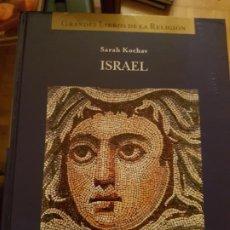 Libros de segunda mano: ISRAEL - SARAH KOCHAV. ED.FOLIO. Lote 217484877