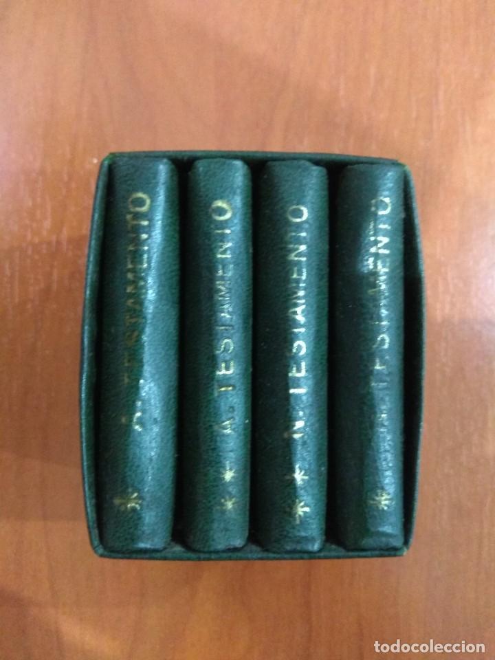 Libros de segunda mano: Mini Biblia. - Foto 2 - 217584900