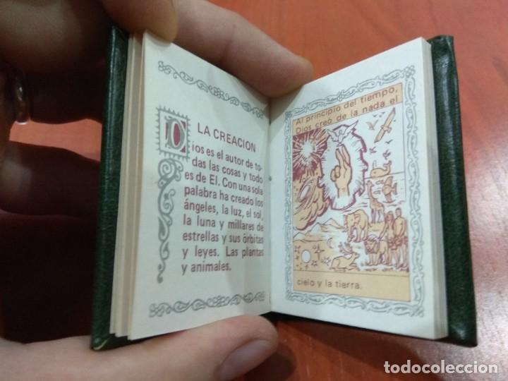 Libros de segunda mano: Mini Biblia. - Foto 7 - 217584900